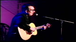Watch Elvis Costello Baby Plays Around video