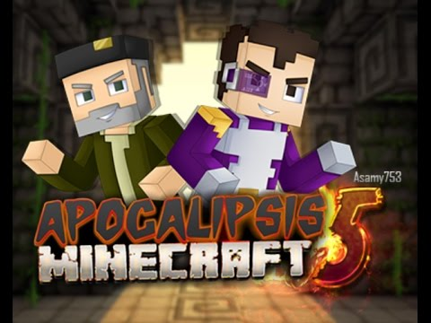 APOCALIPSIS MINECRAFT 5 REVIEW DE LOS MODS