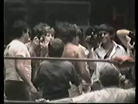 Solitario vs Wagner mascara vs mascara monumental Monterrey en 1985 lucha libre video Duglin