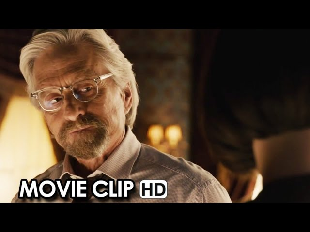 Ant-Man Movie CLIP #2 (2015) - Paul Rudd, Michael Douglas HD