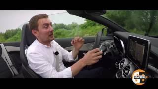 Test Mercedes-AMG C 63 S Cabriolet