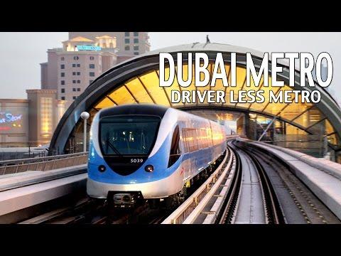 Dubai Metro - WTC Metro Station
