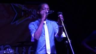 "GBN Gospel Challenge 2013: Dwayne Herry: ""Turning Around for Me"" (Vashawn Mitchell)"