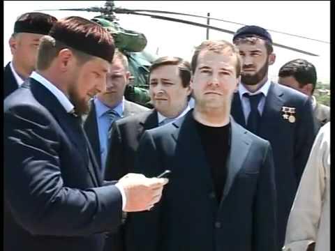 Рамзан Кадыров Мама звонит!