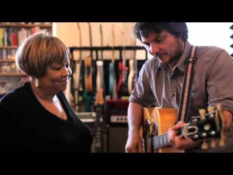 Mavis Staples + Jeff Tweedy  Wrote A Song For Everyone Acoustic