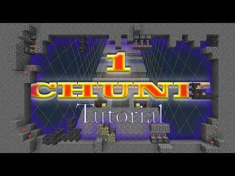 Minecraft: 1 Chunk Base Tutorial: Pt 1 - Overview and Villager Breeder