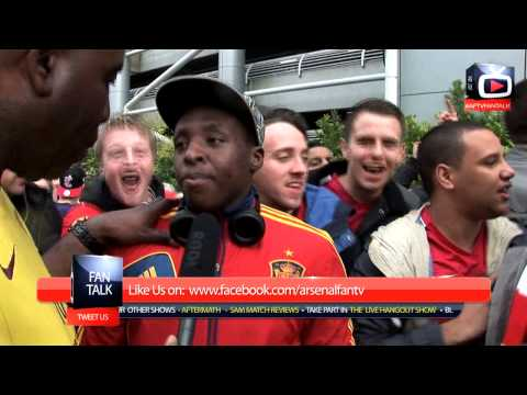 Arsenal 1 Newcastle 0 - Fan Talk 5 - ArsenalFanTV.com