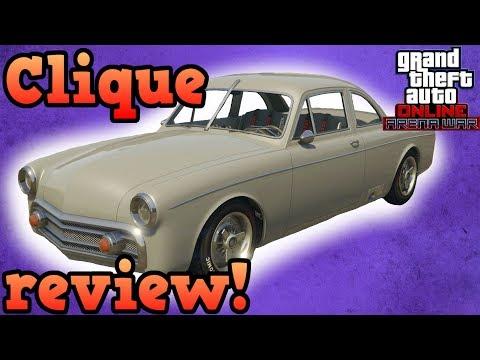 Clique review! - GTA Online guides