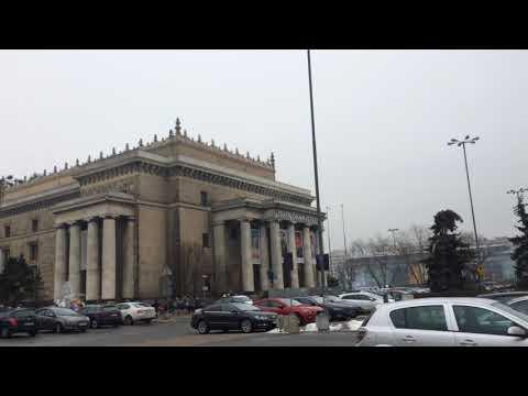 Dziwny Dźwięk W Centrum Warszawy?