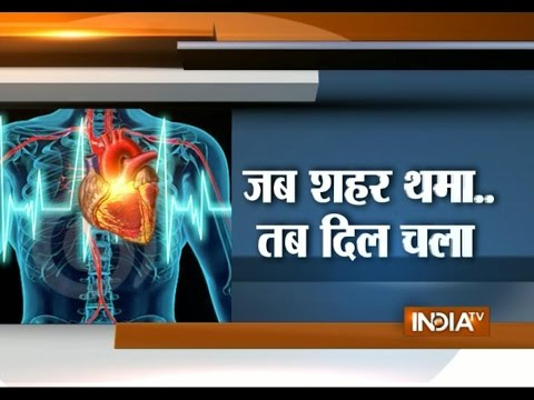 Heart transplant beats barriers of time, distance