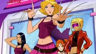 Totally Spies | Тоталли Спайс | 12 Серия 4 Сезон