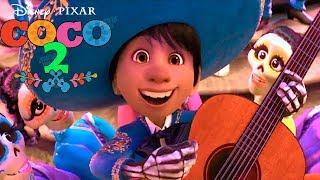 Coco 2 Nuevo Trailer Official El Hijo de Miguel? 2019