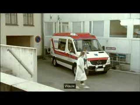 centraal beheer ambulance