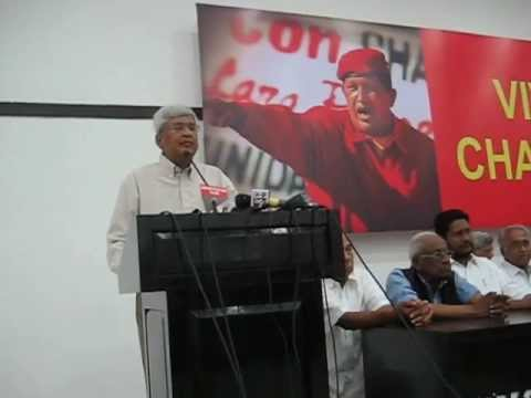 Prakash Karat on Chavez