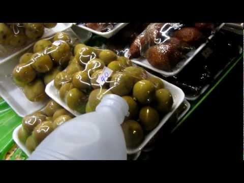 Фрукты в Таиланде, в конце обзор основных фруктов)