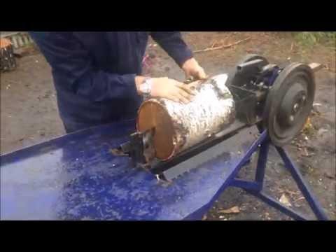 Механический дровокол своими руками