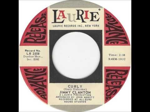 Jimmy Clanton  Curly