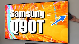 Everything the Samsung Q90T Can Do