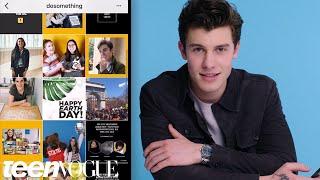 Download Lagu Shawn Mendes Breaks Down His Favorite Instagram Accounts | Teen Vogue Gratis STAFABAND