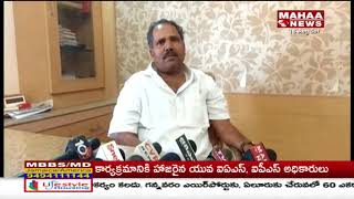 Nimmala Krishnappa Demands AP Special Status To Center