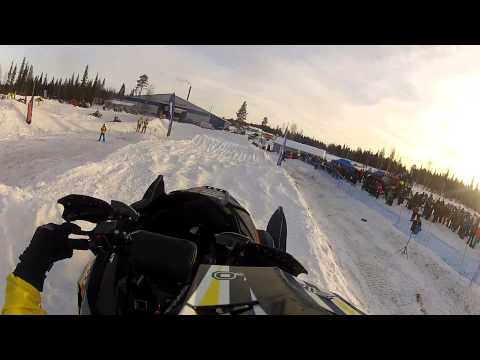 Snocross Final 31.3.2013 Sodankyla