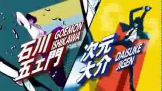 lupin the third vs Detective conan Trailer