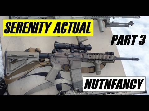 'Serenity Actual' Pt 3: Tactical Crossroads Video
