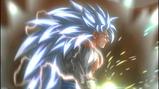 Goku Awakens A New God