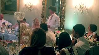 Funny Bride Dad's speech