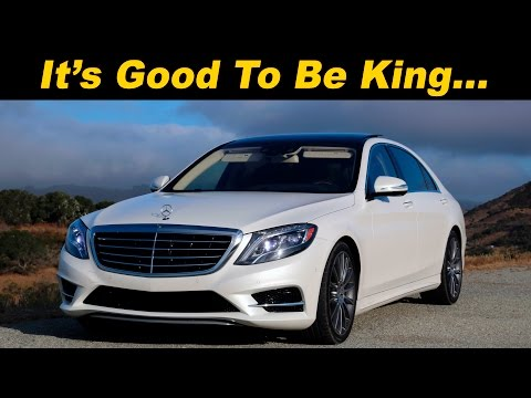 Insane Features of the 2015 Mercedes Benz S Class
