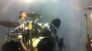 Yamko rambe yamko cover (drum cam)