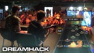 SHOW STARTS!! - Guitar Hero DreamHack 2018 Tournament   GuitarHeroStyles