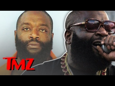Rick Ross Picked Up for Pistol Whipping!