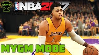 NBA 2K17 MyGM: 3 Moves to make as the Los Angeles Lakers in NBA 2K17 MyGM/MyLeague Mode