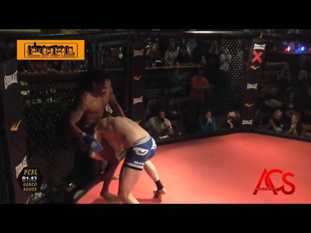ACSLIVE.TV Presents PCFL REDEMPTION Dean Caldwell #185 5-0 vs Shawndel Hunter #185 7-0 Belt Fight