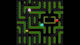 Arcade Game: Jr. Pac-man (1983 Midway)