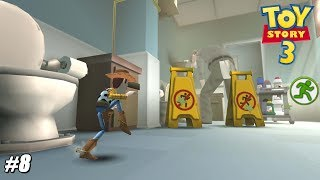 Toy Story 3: The Video Game - PSP Playthrough Gameplay 1080p (PPSSPP) PART 8