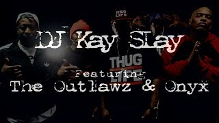 "DJ Kay Slay ft. The Outlawz & Onyx - ""My Brother's Keeper"" - Directed by @JaeSynth"
