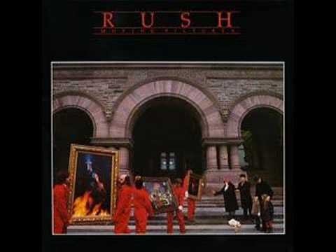 Rush - Red Barchetta Video