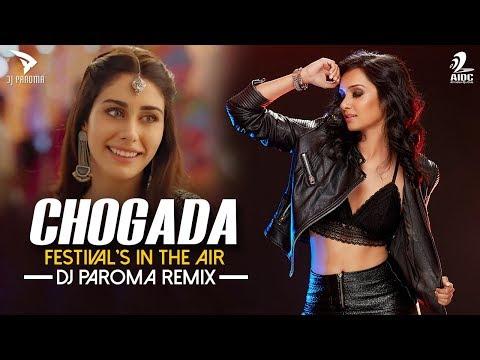Chogada (Remix) - DJ Paroma | Loveyatri | Aayush Sharma | Warina Hussain | Darshan Raval