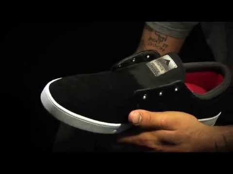 Emerica and Figgy Introduce The Figueroa