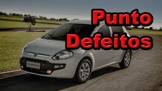 Fiat Punto 2013 - Meus Problemas / Defeitos