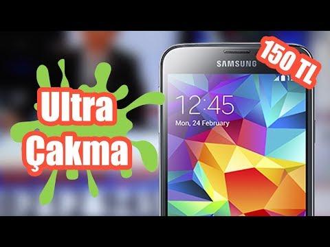 TV'de 150 TL'ye Gerçek Diye Satılan Ultra Çakma Galaxy S5 İncelemesi
