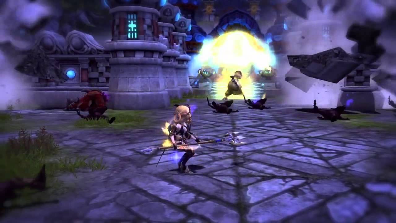 Dragon Nest New Character 2014 Dragon Nest New Class Preview