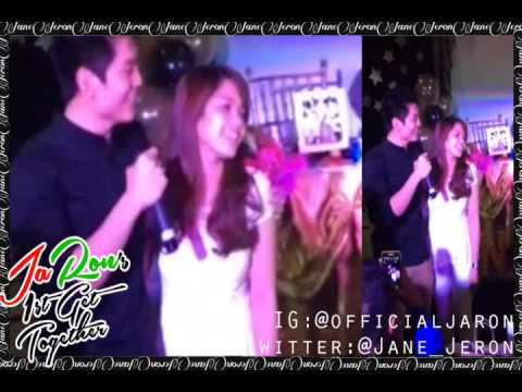Jeron Singing Wherever You Will Go (with Jane) video