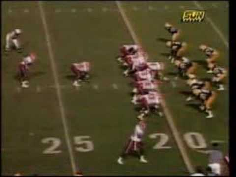Emmitt Smith vs. LSU - 10/07/89 Video