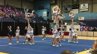 Lewiston wins 2017 state cheering championship