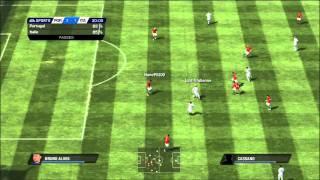 ☆ Fifa 11 Portugal 4-1 Italie Commenter En Portugais Nuno95200 HD ☆