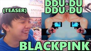 BLACKPINK - DDU-DU DDU-DU [뚜두뚜두] M/V Teaser Reaction [THIS SOUNDS HYPEE!!!]
