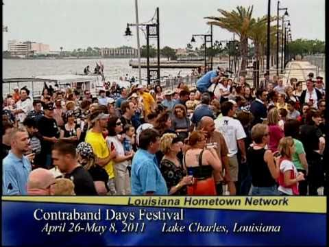 2011 Contraband Days Festival - Lake Charles, Louisiana